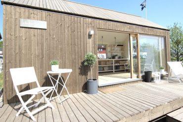 Modular garden house Attefallshus 25 sqm